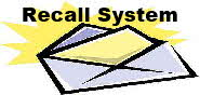Recall System with Patient records, Appointment Book and Recalls - Click for Prices